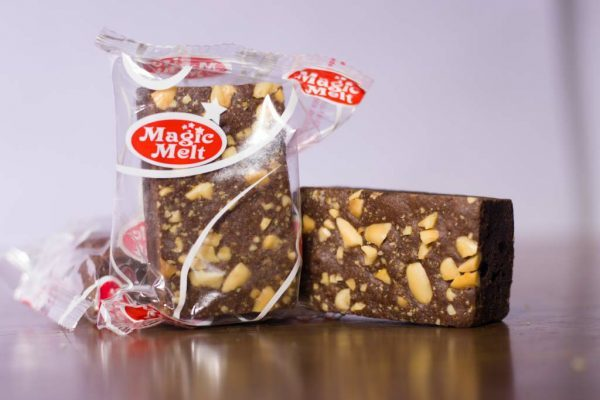 Magic Melt Brownies