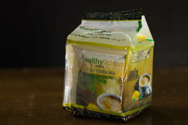Healthylicious Delights 5-1 Coffee Mix