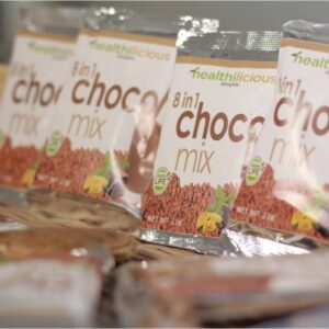 Healthylicious Delights 8 In 1 Choco Mix