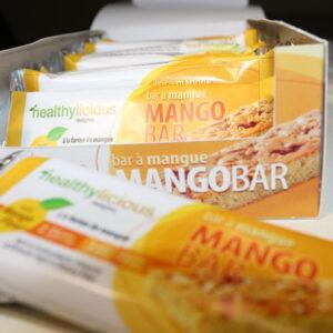 Healthylicious Delights Mango Bar
