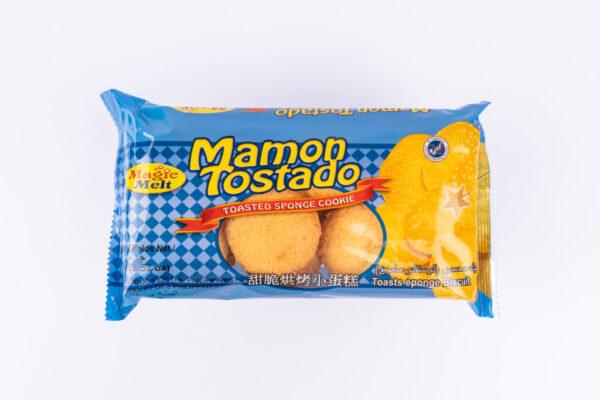 Mamon Tostado (Toasted Chiffon Cake)