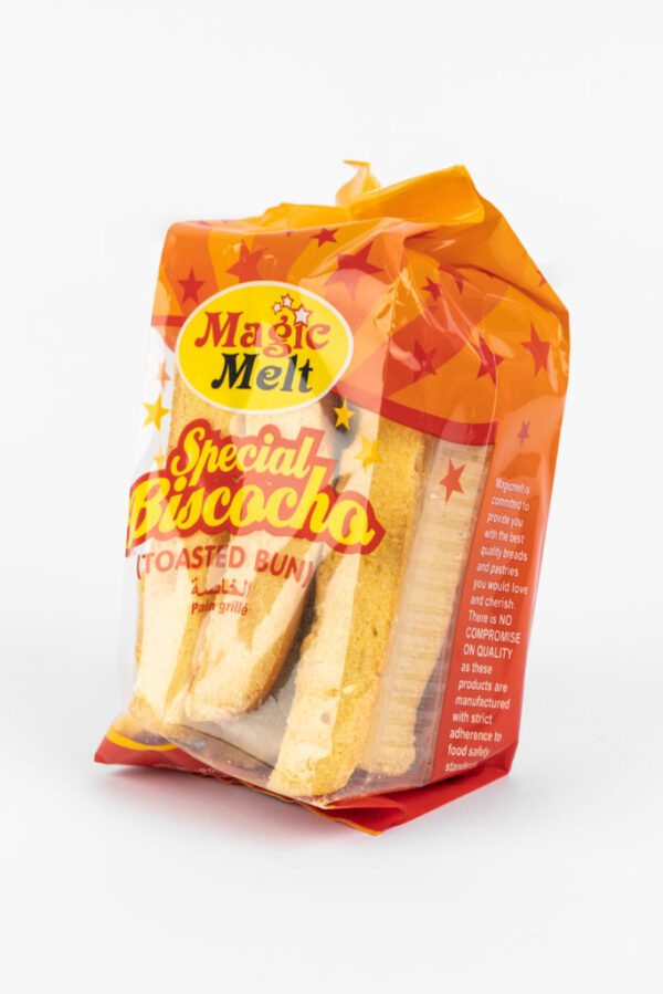 Special Biscocho (Toasted Bun)